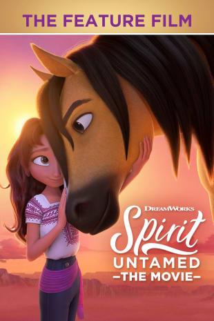 movie poster for Spirit Untamed