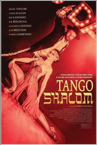 movie poster for Tango Shalom