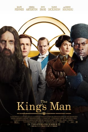 movie poster for The King's Man