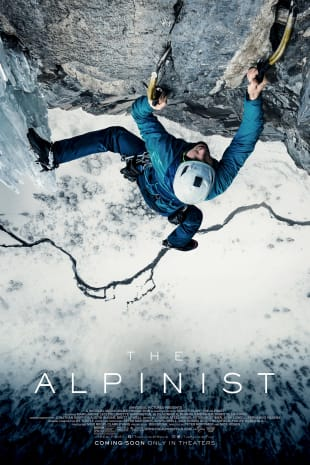 movie poster for The Alpinist