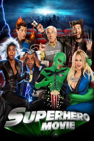 movie poster for Superhero Movie