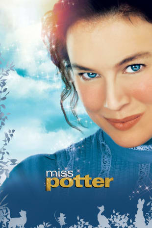 movie poster for Miss Potter