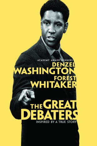 movie poster for The Great Debaters