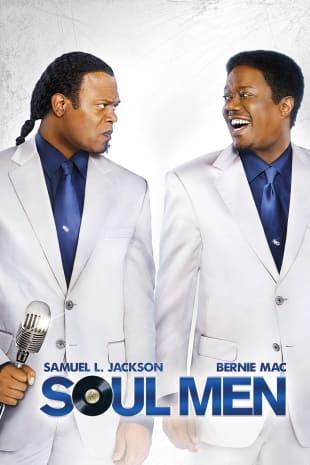movie poster for Soul Men