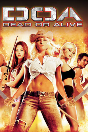 movie poster for DOA: Dead Or Alive