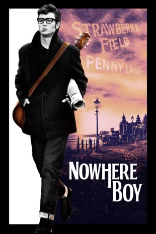 movie poster for Nowhere Boy