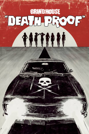 movie poster for Death Proof