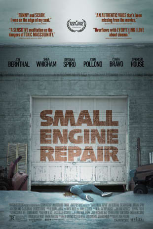 movie poster for Small Engine Repair