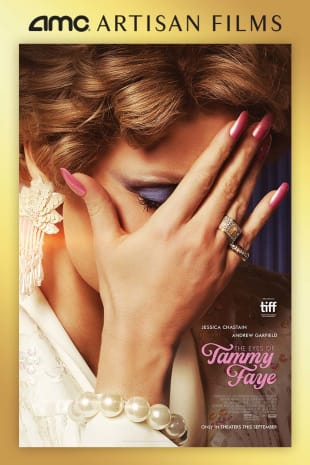 movie poster for The Eyes Of Tammy Faye