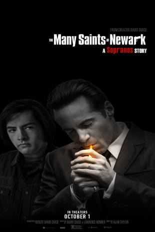 movie poster for The Many Saints Of Newark