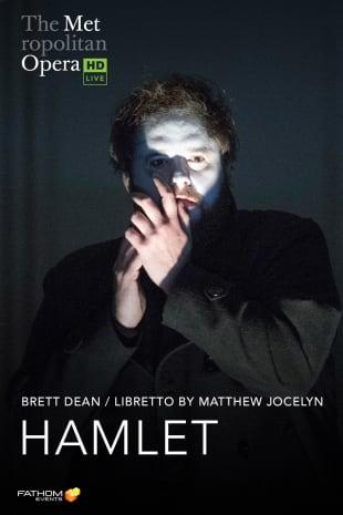 movie poster for MetLive: Hamlet