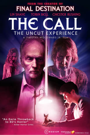 movie poster for The Call (Uncut Experience)
