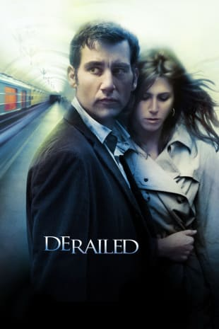 movie poster for Derailed