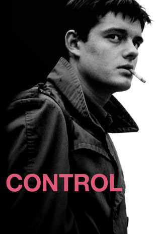 movie poster for Control (2007)
