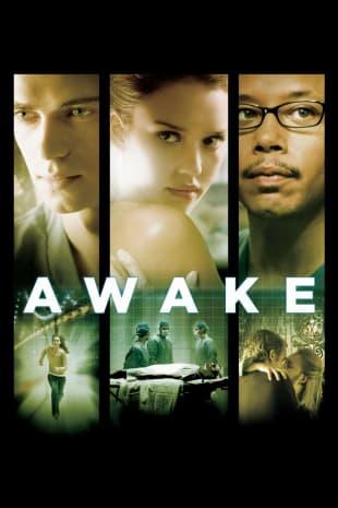 movie poster for Awake