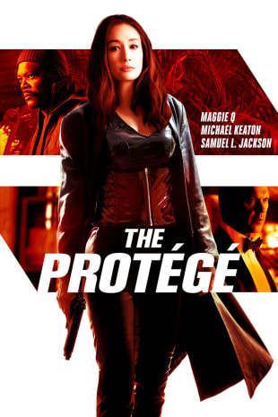 movie poster for The Protege