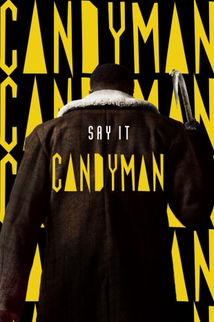 movie poster for Candyman