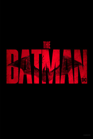movie poster for The Batman