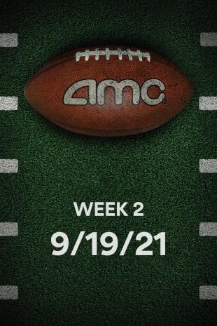 movie poster for 9/19/21: NE @ NYJ