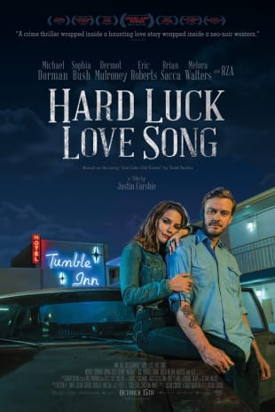 movie poster for Hard Luck Love Song
