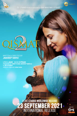 movie poster for Qismat 2