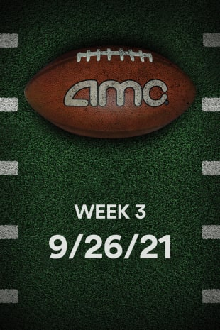 movie poster for 9/26/21: ATL @ NYG