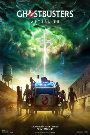 movie poster for Ghostbusters: Afterlife