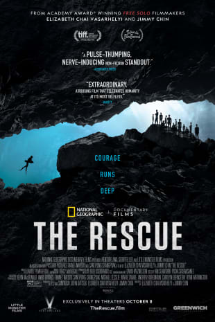 movie poster for The Rescue