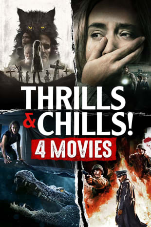 movie poster for Thrills & Chills 4-Movie Collection