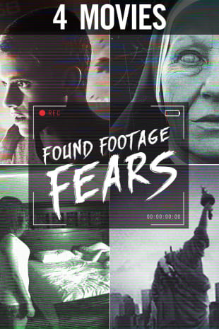 movie poster for Found Footage Fears