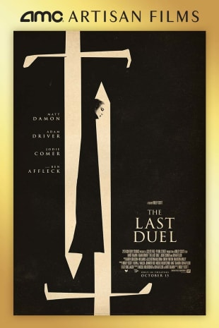 movie poster for The Last Duel