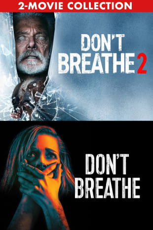 movie poster for Don't Breathe 2-Movie Collection