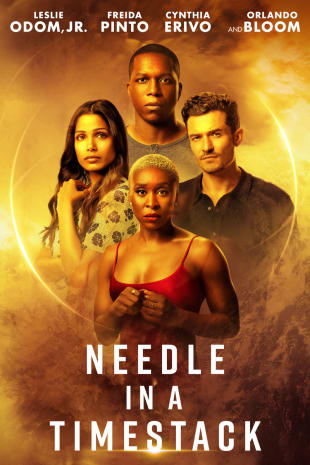 movie poster for Needle in a Timestack