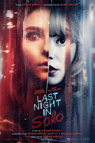 movie poster for Last Night In Soho: Early Access Screening