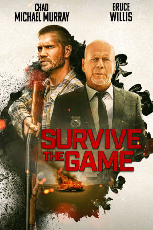 movie poster for Survive the Game