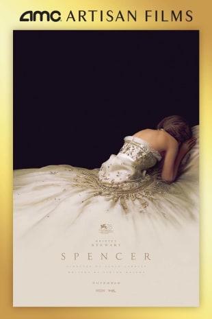movie poster for Spencer