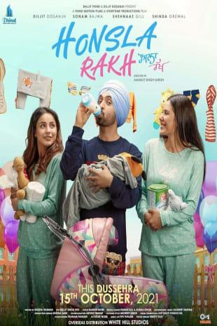 movie poster for Honsla Rakh