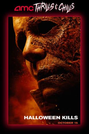 movie poster for Halloween Kills
