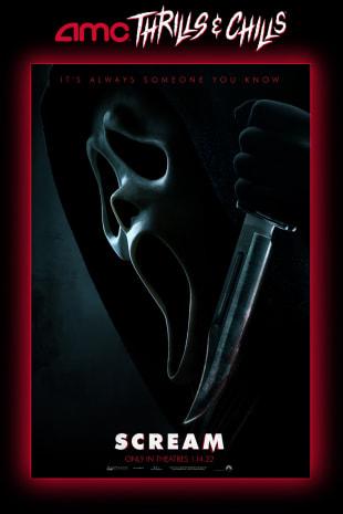 movie poster for Scream