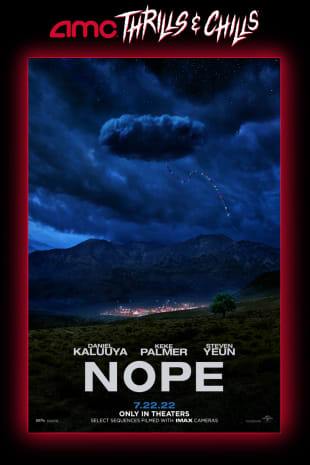 movie poster for Nope