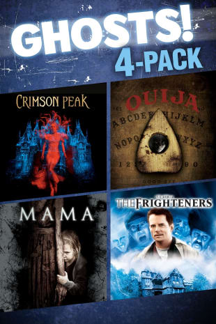 movie poster for Ghosts 4-Pack