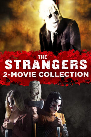 movie poster for The Strangers 2-Movie Collection