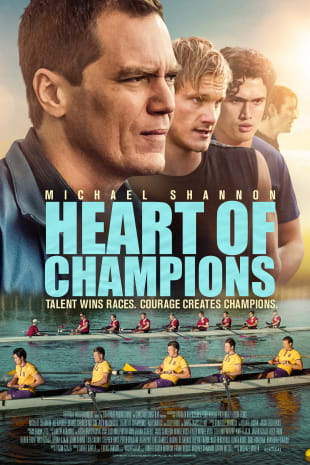 movie poster for Heart Of Champions