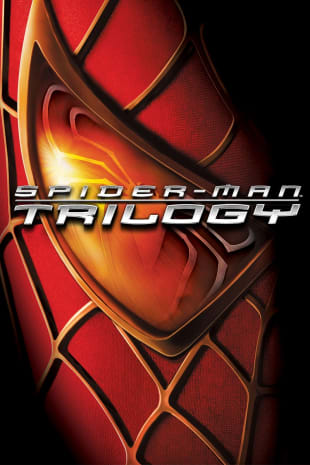 movie poster for Spider-Man Trilogy