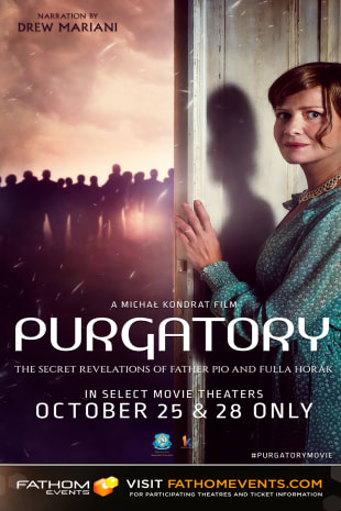 movie poster for Purgatory