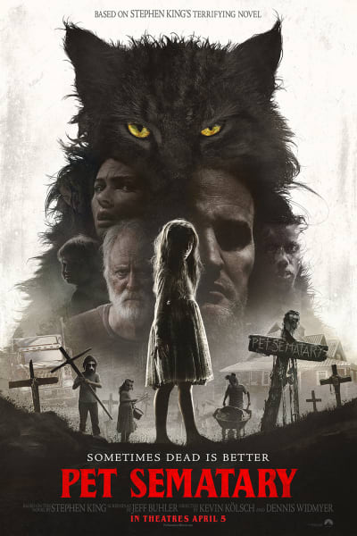 See Pet Sematary at AMC Theatres
