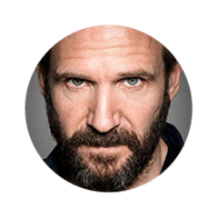 Photo of Actor Ralph Fiennes