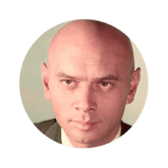 Photo of Actor Yul Brynner