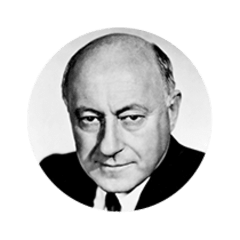 Photo of Director Cecil B. DeMille