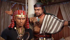 Scene from The Ten Commandments